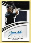 2015 Immaculate Collection Shadowbox #4 Byron Buxton Jersey Autograph #03 49