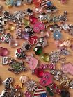 Floating Charms 90+ Styles for Living Memory Locket Owl Birthstones Hearts