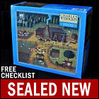 NEW Charles Wysocki - Pioneers - 1000 Piece Puzzle Americana Log Cabin Farm Home