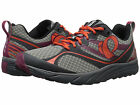 Pearl Izumi Mens EM Trail M2 v2 Trail Running Shoes in Shadow Grey Spicy Orange