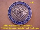 knights of clombus 8 th national convention