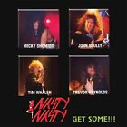 NASTY NASTY CD - Get Some  1990  RARE GLAM / SLEAZE / HAIR METAL  indie