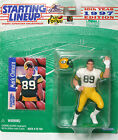 Starting Lineup 1997 NFL Mark Chmura - Green Bay Packers w/ Collector Card NOC