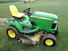 "2008 John Deere X720 Lawn Tractor With 54"" Mulching Deck – Only 600 Hours"