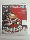 Daisy Kingdom Noel Veronica Louise Christmas Bunny Doll 9807 Easy Sewing Kit