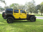 2009 Jeep Wrangler  2009 JEEP WRANGLER UNLIMITED CUSTOMIZED FLORIDA JEEP SHOW WINNER  BUY IT NOW