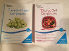 WEIGHT WATCHERS lot of 2 DINING OUT Points PLus FOOD COMPANION 2011