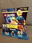 LEGO Dimensions Doctor Who - Level Pack 71204 NEW!
