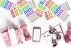 39 Yoga Exercise Planner Stickers for All Types of Planners 199