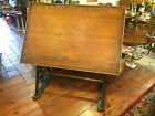 Crafts - Industrial Style All Original Drafting Table