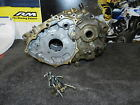 2001 Honda XR400R Engine Crankcases Crank Case Set w/ Bolts  XR 400 R 250 650