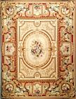 French Aubusson Style (20th Cent) Needlepoint Rug Carpet