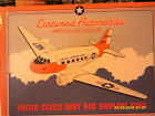 United States Navy R4D Die Cast Airplane Bank 297000 Spec Cast FREE SHIPPING