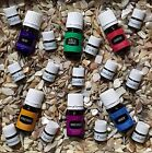 Young Living Essential Oils Samples 1  2 ml BLENDS Thieves Valor  More