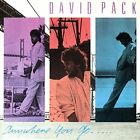 Anywhere You Go (Shm) DAVID PACK CD