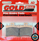 REAR DISC BRAKE PADS APRILIA SR 50 DITCH / SR50 STREET / H20 / SR50R / FACTORY R
