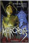 METROPOLIS DS ROLLED ORIG 1SH MOVIE POSTER FRITZ LANG SCI FI RR02 1927