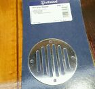 Attwood Stamped Polished Stainless Steel Marine Boat Floor Drain Cover 3 1 4