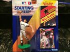 vintage STARTING LINEUP 1992 WILL CLARK MIP W/ 11