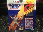 vintage STARTING LINEUP 1992 CHUCK FINLEY MIP sealed W/ POSTER CALIFORNIA ANGELS