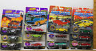 12 Vintage Johnny Lightning Muscle Cars Dragsters USA 164 Die Cast Cars NOC