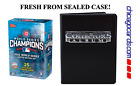 2016 Chicago Cubs Topps World Series Champions Limited Edition Box Set & Binder