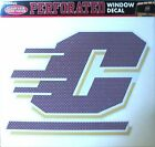 Central Michigan Chippewas SD 8 Perforated Auto Window Film Decal University of