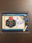 2012 Panini Father's Day Cam Newton Auto Autograph 2011 Rookie Of The Year SSP