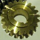 John Deere AM123350 bronze  worm gear 826D 724D walk behind snowblower
