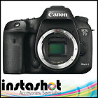 Canon EOS EOS 7D Mark II 202MP Digital SLR Camera Black Body Only