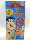 Flintstones 1992 Toys N' Things Spinning Action Pinball Battery Operated Game