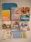 Huge Weight Watchers Points Plus Member Kit DVD Books Case Calculator + MORE