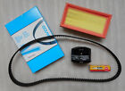Gilera XRT 350 600 motor timing belt oil air filter spark inspection set Dayco