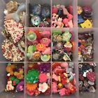 Mixed Flatbacks Charms Resin Scrapbooking Cabochon Buttons Jewelry DIY Kawaii