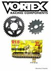 HONDA CBR600F4i 2001 06 Vortex DID 525VX X ring Gold Chain and Sprocket Kit