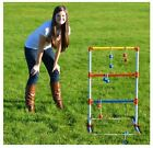 Outdoor Games for Kids Ladder Ball Toss Camping Party Lawn Yard Adults Family