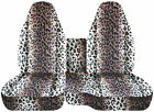 Cc 91 -015 Ford Ranger Car Seat Covers Front Center Console Cover Zebra-tiger-l