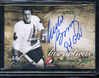 2015-16 UD TEAM CANADA MASTER COLLECTION MIKE BOSSY AUTO 8/25 W/ INSCRIPTION