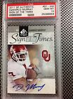2011 SP AUTHENTIC DEMARCO MURRAY Sign Of The Times Sp Rookie Auto PSA 10