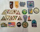 Girl Scout Patches And Pin Lot