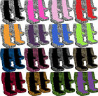 CC CAR SEAT COVERS JEEP WRANGLER YJ or TJ IN nice ZEBRA COMBINATIONS