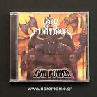 LAIR OF THE MINOTAUR - EVIL POWER, CD GRIND-HOUSE RECORDS 2010 DOOM NEW SEALED