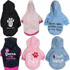 Hoodie Pet Supplies Dog Clothes Jacket Sweater Vest Pet Small Dog Puppy Winter