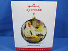 Hallmark LETTERS TO SANTA Claus Seasons Greetings Christmas ORNAMENT - NIB