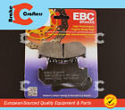 1985 - 1986 HONDA VF 1000 R - FRONT EBC HIGH PERFORMANCE ORGANIC BRAKE PADS