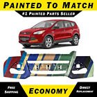 NEW Painted to Match Front Bumper Cover Fascia For 2013 2016 Ford Escape 13 16
