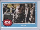 2016 Topps Star Wars Rogue One Mission Briefing Monday Trading Cards - Final Set 25