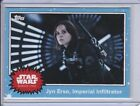 2016 Topps Star Wars Rogue One Mission Briefing Monday Trading Cards - Final Set 21