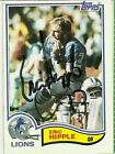 1982 Topps Football Cards 5