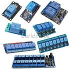 5V 1 2 4 6 8 Channel Relay LED Module Board Optocoupler for Arduino PiC ARM AVR
